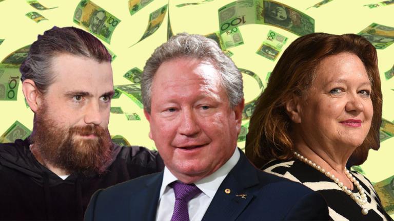 许多澳大利亚人在疫情中苦苦挣扎,但富人只会变得更富