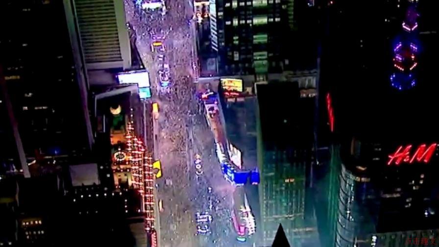 数百名纽约人破获了三场非法的新年前夜派对