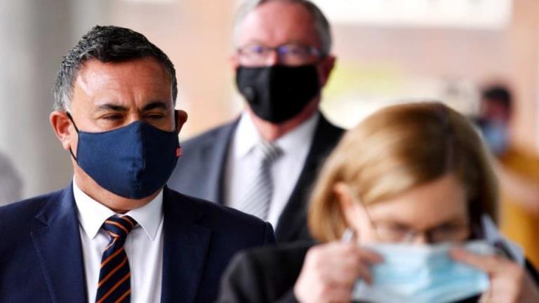 新南威尔士州记录了4例本地冠状病毒病例,其中一例感染源正在调查中