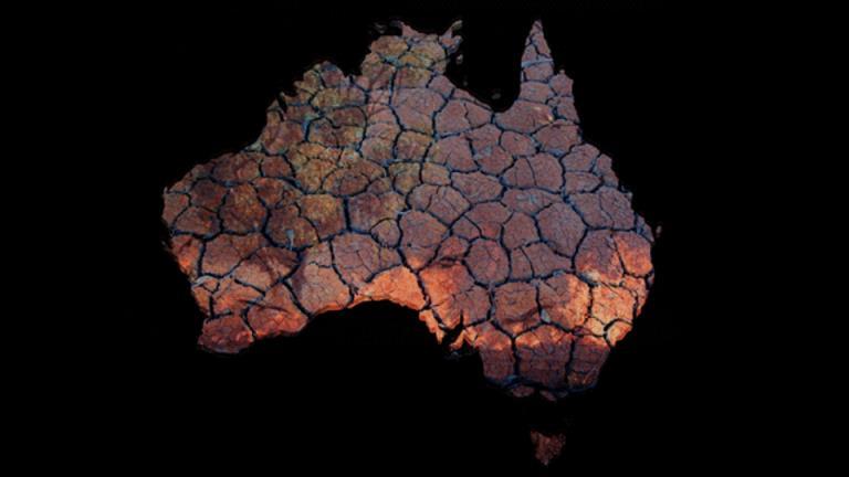 虽然拉尼娜现象很潮湿,但2020年仍然是澳大利亚最热的第四年