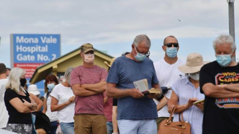 4例新的新南威尔士州本地感染COVID - 19病例
