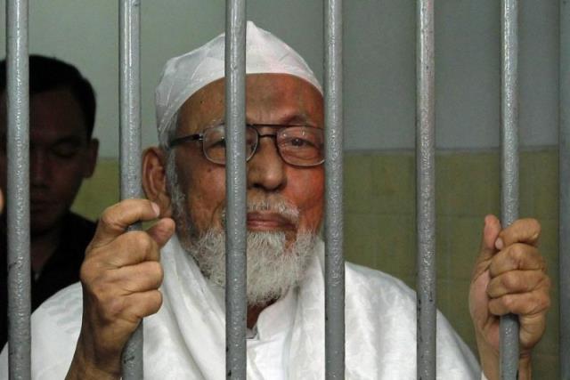 巴厘岛爆炸案主谋阿布·巴卡尔·巴希尔被印尼监狱释放