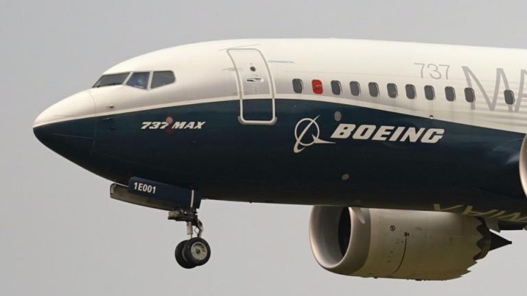 波音公司同意支付737-MAX和解金