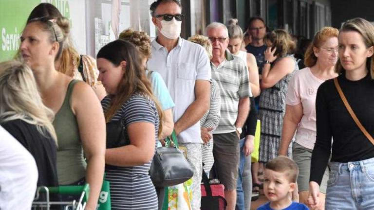 封锁和旅行禁令在澳大利亚阻止超级传播