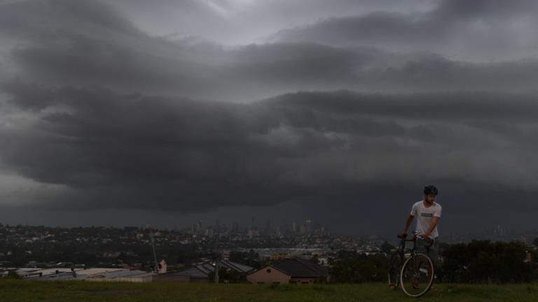 新南威尔士州准备应对暴雨和洪水