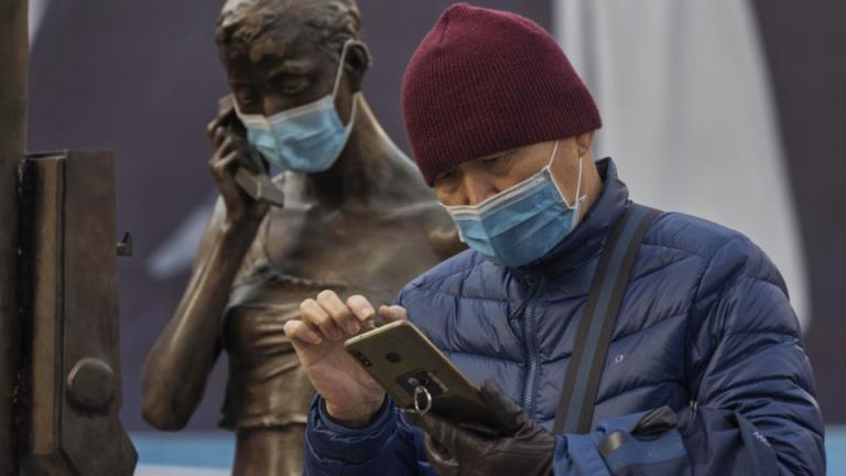 COVID-19疫情在北京以南的河北省蔓延
