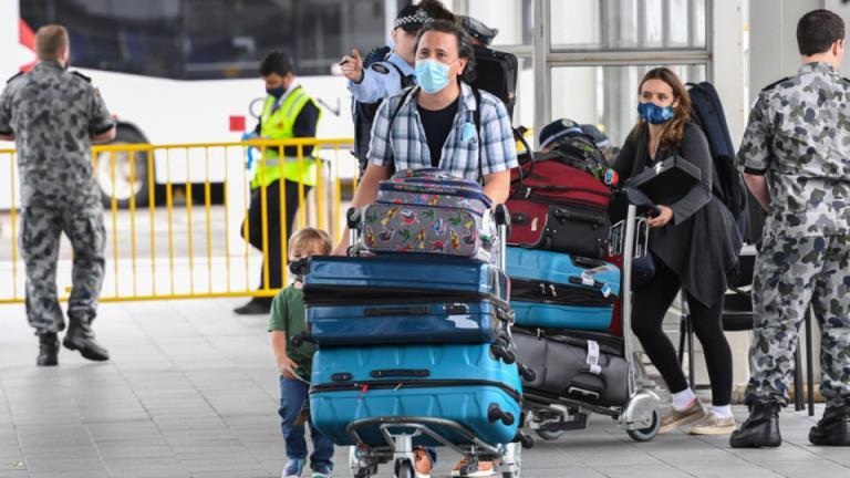 国际旅客旅行后3天内需要进行COVID - 19检测