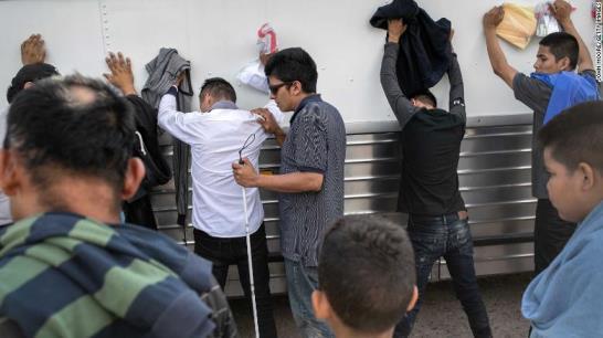 美国和萨尔瓦多之间的庇护协议即将生效