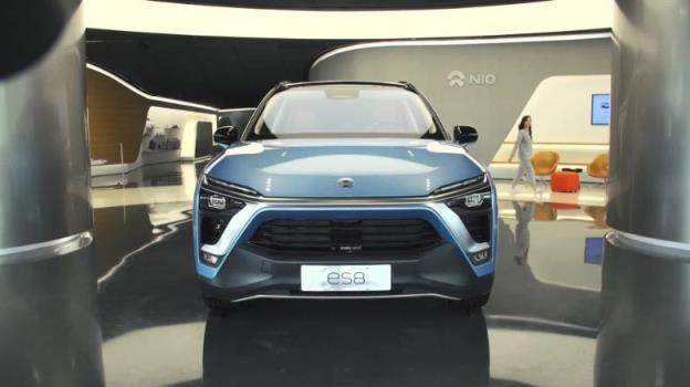 中国蔚来汽车希望向海外扩张,但前方存在障碍