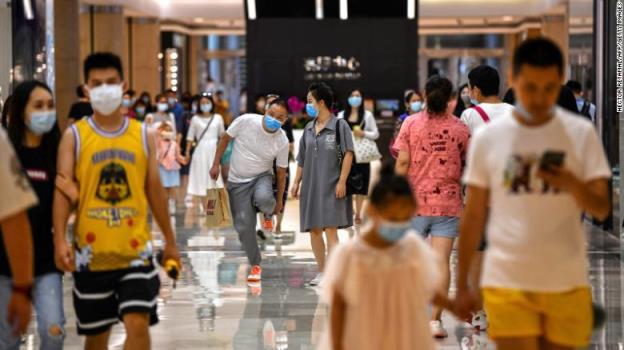 中国设定了2021年增长6%以上的目标