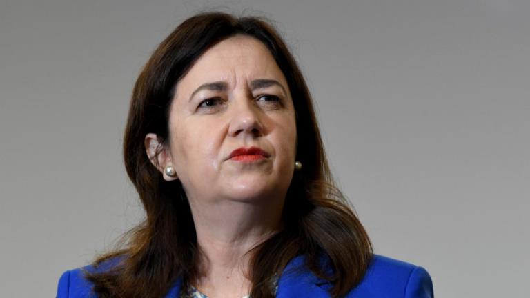 昆士兰州州长对不当行为指控守口如瓶