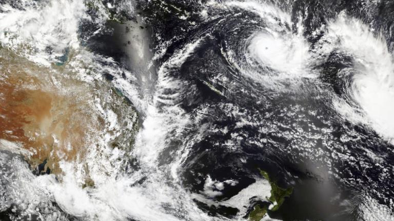 澳大利亚西部沿海地区周末将发布飓风警报