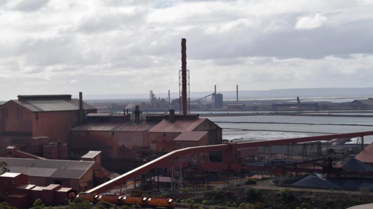 法律诉讼使数千名Whyalla钢铁公司的工作面临危险