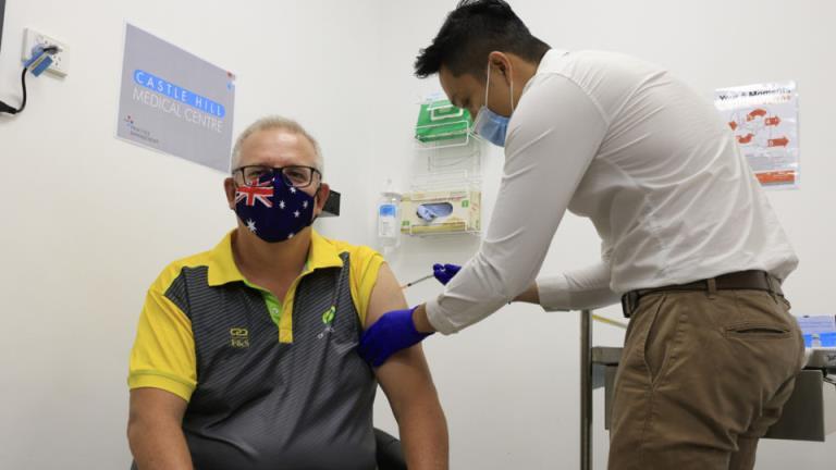 澳大利亚将辉瑞(Pfizer)疫苗订单增加2000万份