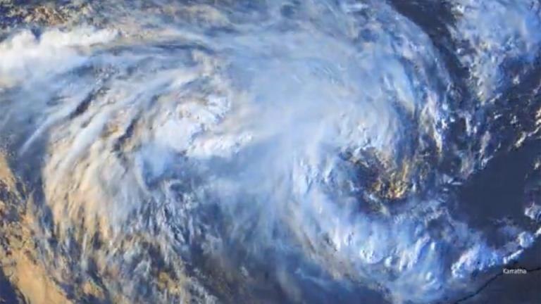 双气旋威胁使佤邦进入高度警戒状态