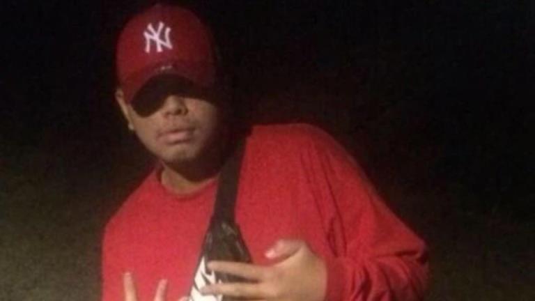 一名少年被控在布里斯班中央商务区刺死16岁的Yannis leuluso