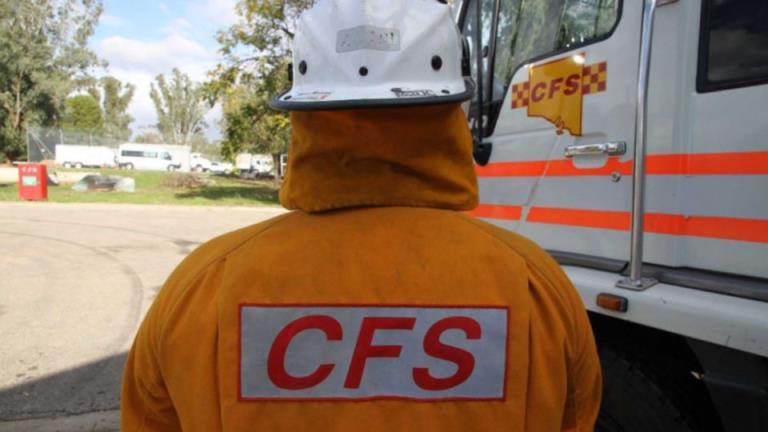在大风天气来临之前,南澳大利亚九个地区宣布全面禁止火灾