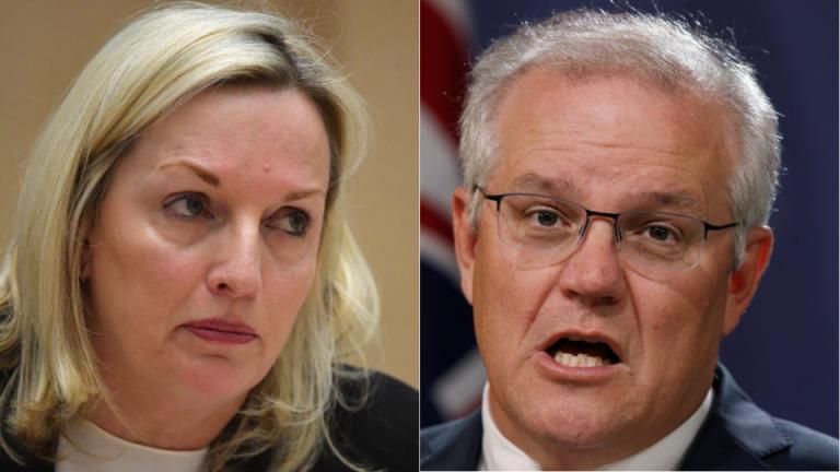 """莫里森""""后悔""""对被驱逐的澳大利亚邮政老板的伤害——但不会道歉"""