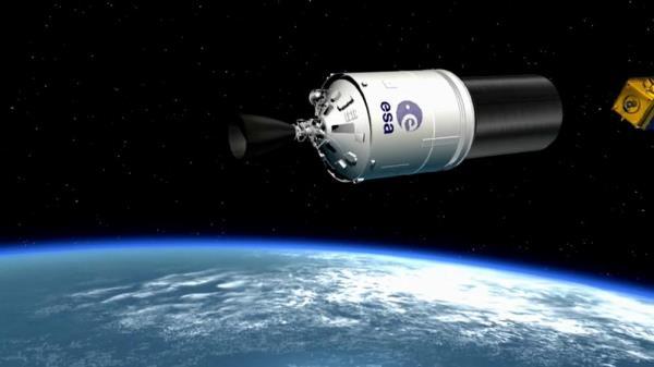 欧洲航天局说,欧洲必须雄心勃勃地在太空竞赛中保持领先地位