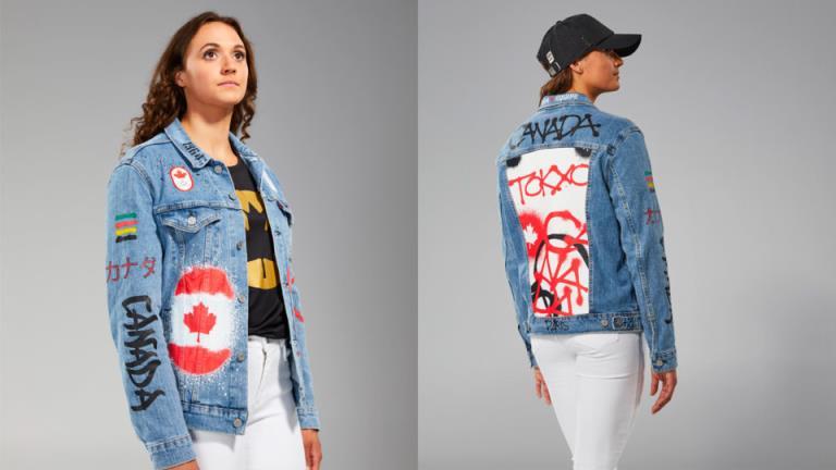 加拿大的奥运队服是对自己厚颜无耻的嘲弄