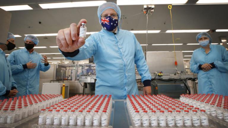 2019冠状病毒疫苗首次亮相:澳大利亚可以从这五个国家学到什么