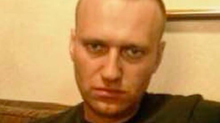 """医生警告被监禁的普京敌人阿列克谢·纳瓦尔尼""""随时可能死亡"""""""