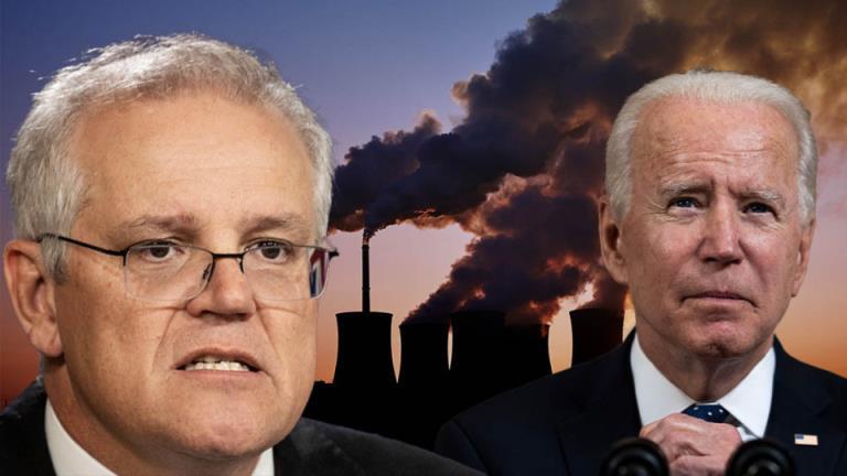 澳大利亚已经准备好在拜登气候峰会上尴尬了