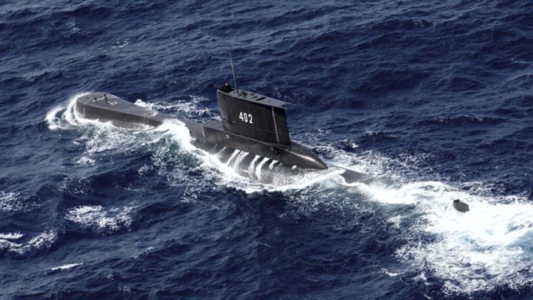 印尼向澳大利亚求救求救,寻找53名在潜艇上失踪的人