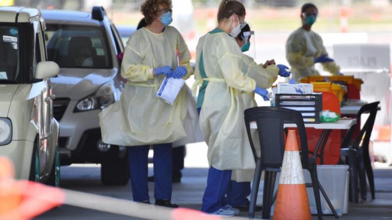 南澳大利亚记录了9例新型冠状病毒病例