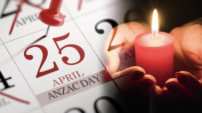 星期一是澳新军团日的公共假日吗?这取决于你住在哪里
