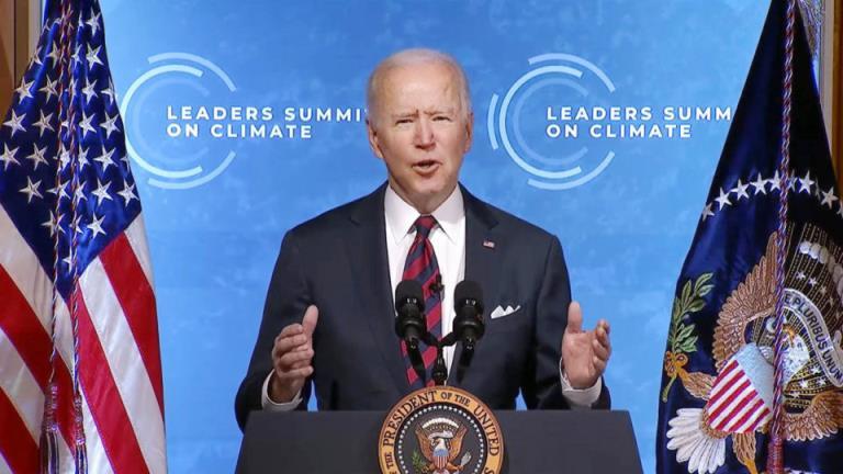 斯科特·莫里森顶住了设定新的气候目标的压力,美国承诺将排放量减半