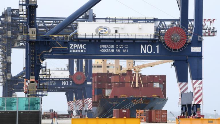 悉尼码头暴露于感染新冠肺炎的船员