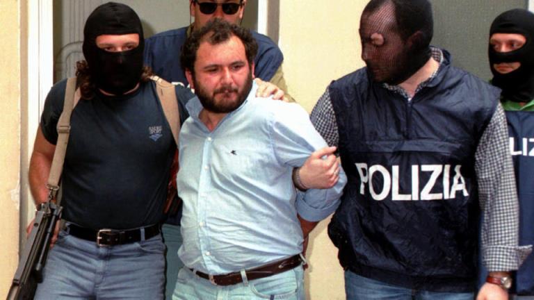 西西里黑手党杀手乔瓦尼·布鲁斯卡25年后获释