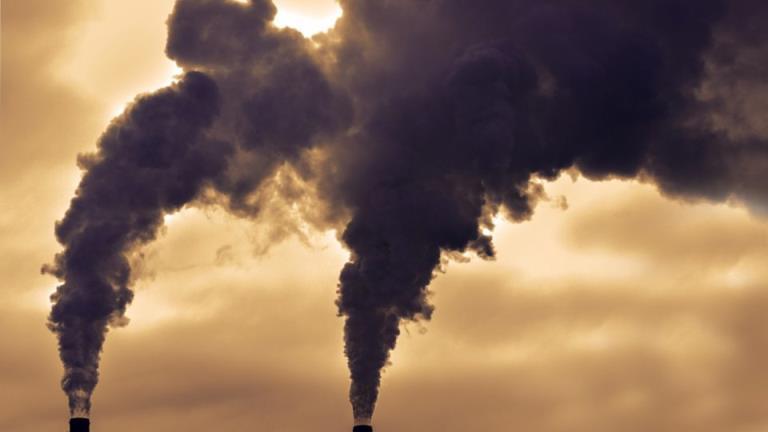 获得批准的煤矿几乎会导致致命的气候温度上升