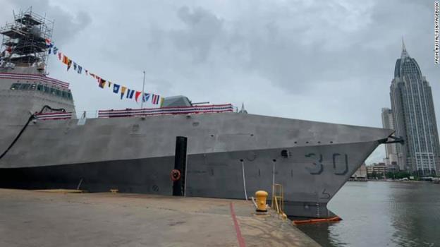 美国海军只命名一艘以外国首都命名的军舰