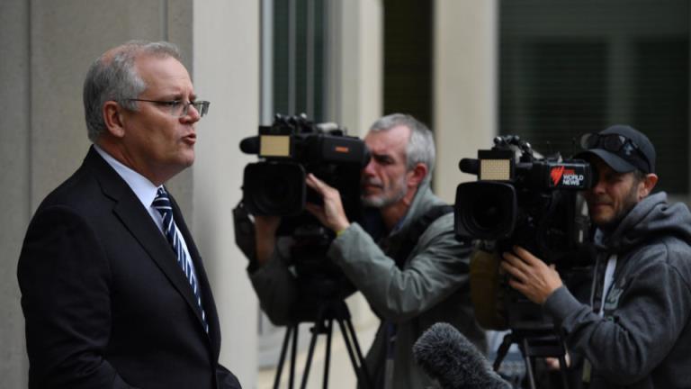 联邦政府对昆士兰的检疫建议无动于衷