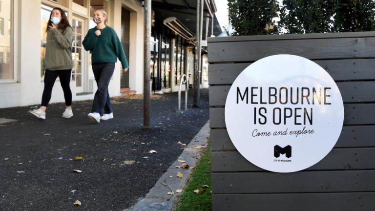 melbourne lockdown end june