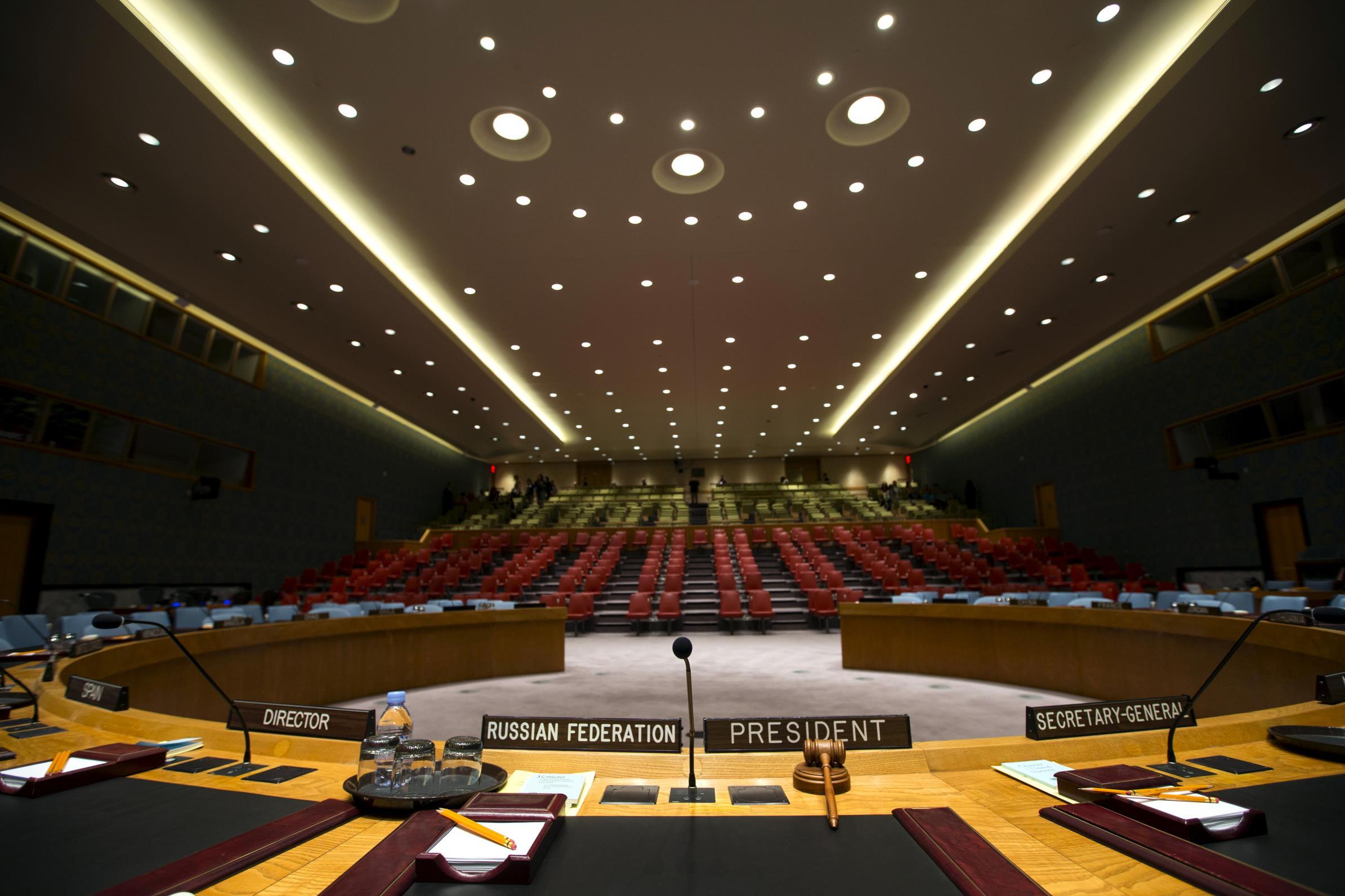 阿尔巴尼亚、巴西、加蓬、加纳、阿联酋当选为联合国安理会成员
