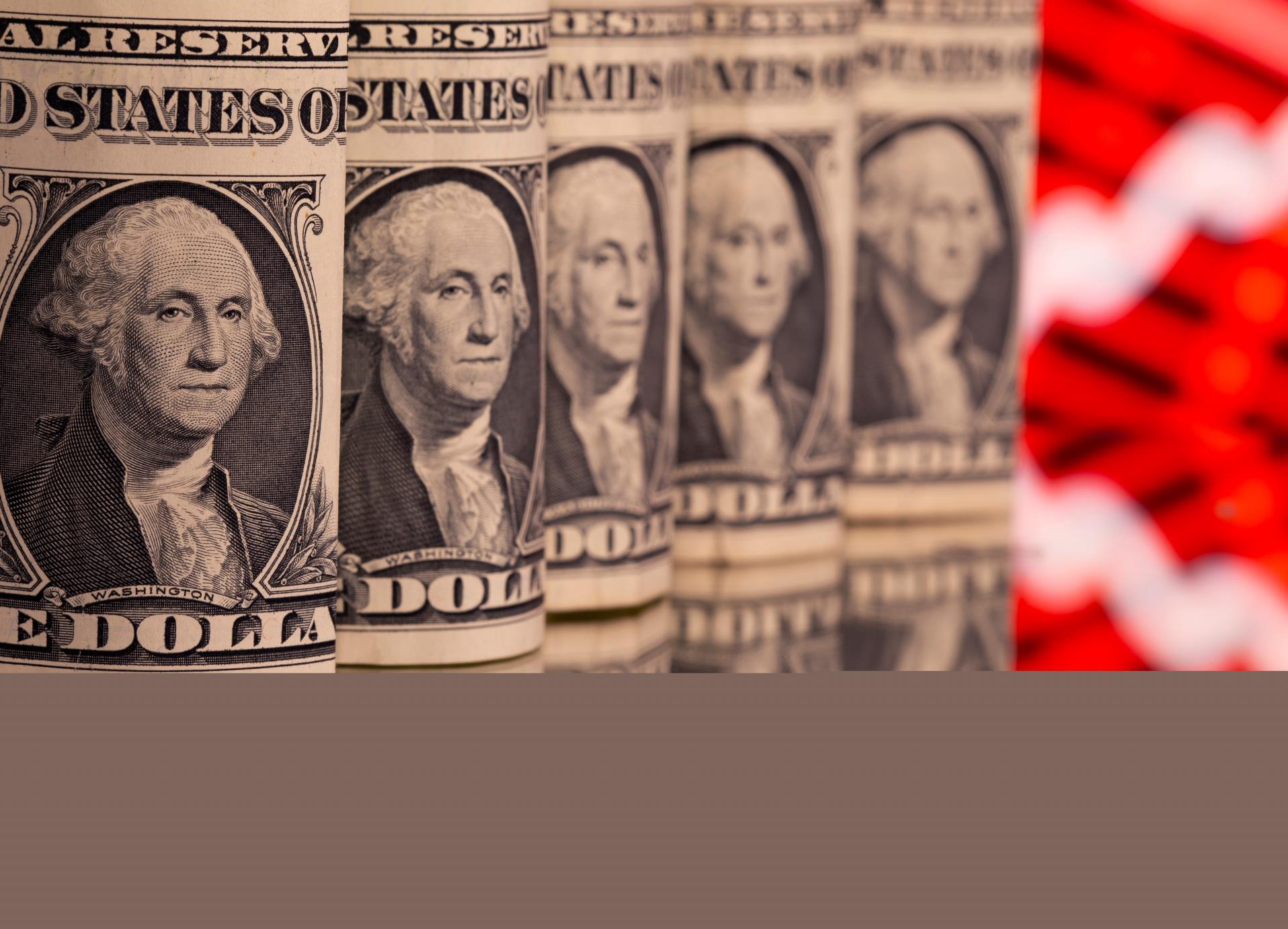 随着欧元和英镑下跌,美元看起来更加坚挺