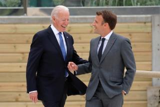 """美国可能""""重返""""G7,但其盟友对美国民主的疑虑挥之不去"""