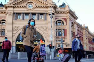 澳大利亚维多利亚州报告了2例COVID-19当地病例