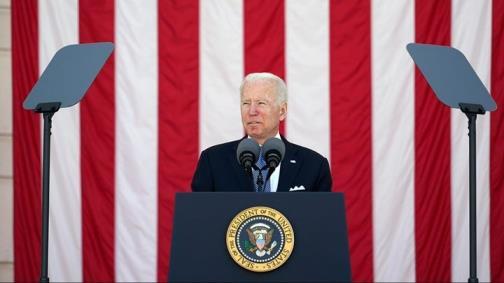 实时更新∶拜登发表讲话,纪念塔尔萨种族屠杀,详细介绍了为对抗种族不平等所做的努力