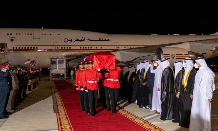 身患绝症的巴林首相在美国去世