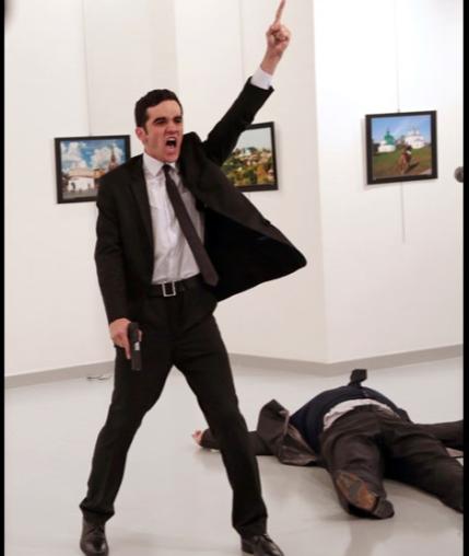 因杀害俄罗斯驻土耳其大使5人被判无期徒刑