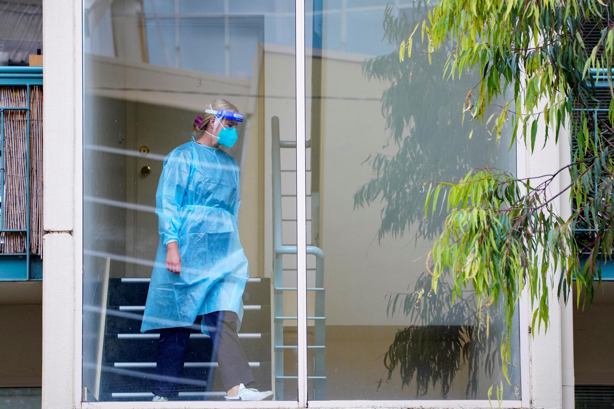 悉尼一个多月来首次出现本地COVID-19病例