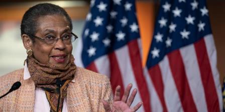 华盛顿民主党呼吁性别平等——在碰撞测试假人上