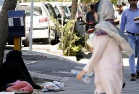 伊朗土豪炫富 而其他人则受苦
