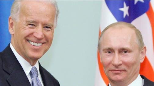 """拜登表示,随着普京会晤的临近,美国""""不寻求与俄罗斯发生冲突"""""""