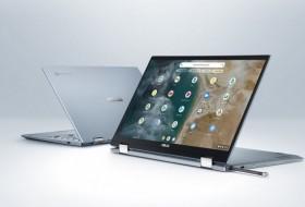 华硕发布Chromebook Flip CX5笔记本  配备英特尔Irix Xe显卡