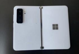 微软Surface Duo 2曝光 提供白色和黑色两种版本